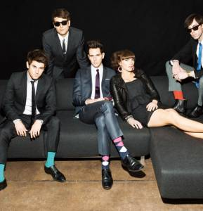 "Listen to Cobra Starship's new album, ""Night Shades"""
